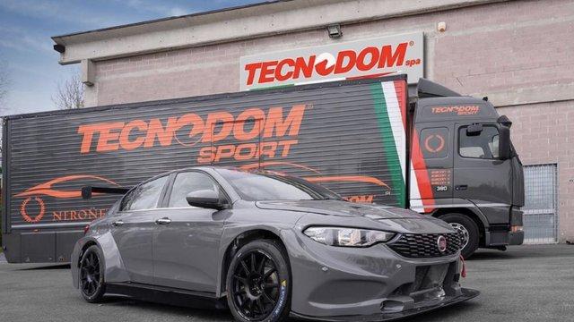 Jövő héten újabb TCR-autó debütál a nemzetközi porondon