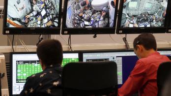 Reklámfilmet forgatnak a Nemzetközi Űrállomáson