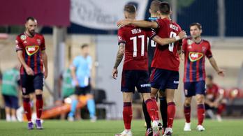 Belga vagy szerb csapattal meccselhet az El-csoportkörért a Fehérvár