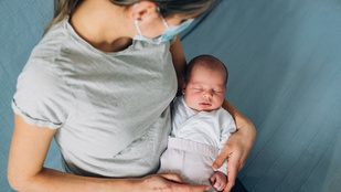 Így védheted meg születendő gyermeked a járvány hatásaitól
