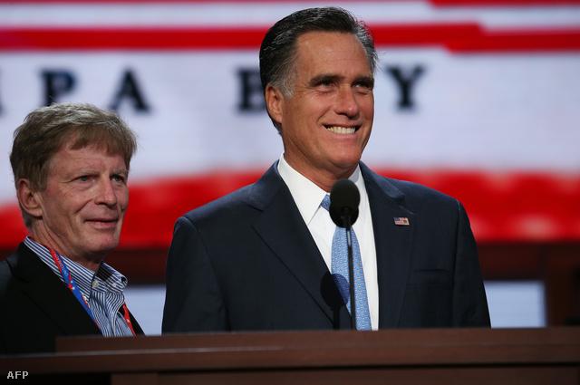 Stuart Stevens és Romney