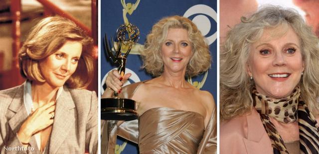 Blythe Danner 1998-ban, 2005-ben és 2012-ben