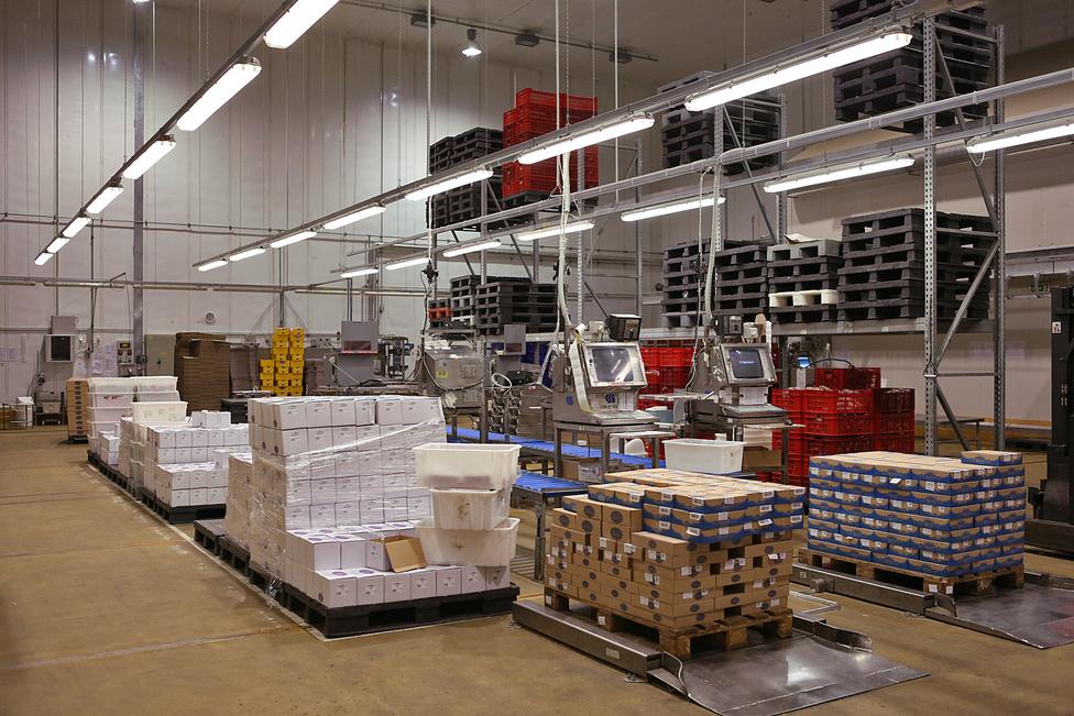 Kamionra várva. Az elmúlt napokban több áruházban jelentősen nőtt a kereslet a termékeikre, miután október közepén azt közölték, hogy azok hamarosan eltűnhetnek a boltokból