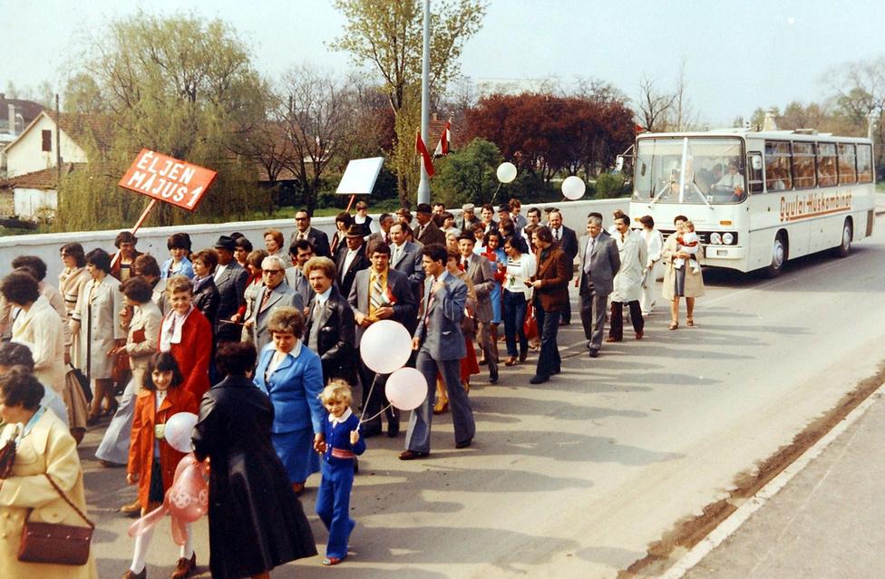 Egy időben több mint kétezer embert foglalkoztató szocialista nagyvállalatként működött