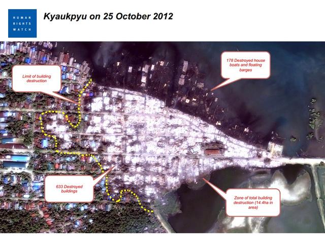Utána: több mint hatszáz épület és közel kétszáz hajót semmisítettek meg