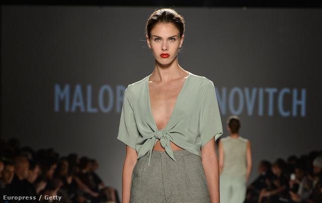 Toronto divathete - a tervező Malorie Urbanovitch