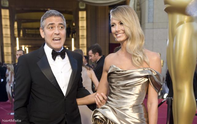 Clooney és Keibler