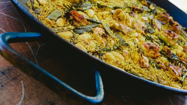 A spanyol történelem egy tányéron