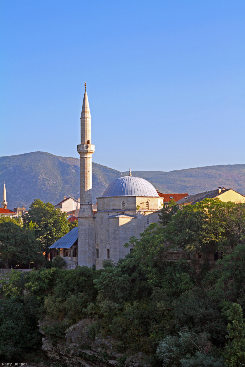 Koski Mehmed pasa mecsete