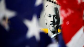 Kegyelmet ajánlottak Julian Assange-nak, ha kiadja a forrásait
