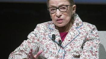 Meghalt Ruth Bader Ginsburg liberális ikon, az amerikai legfelsőbb bíróság prominens tagja