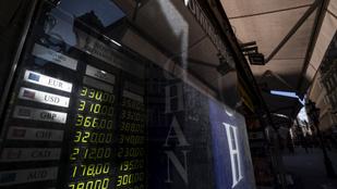 Infláció, kamatszint, mérleghiány – ezért gyengül a forint