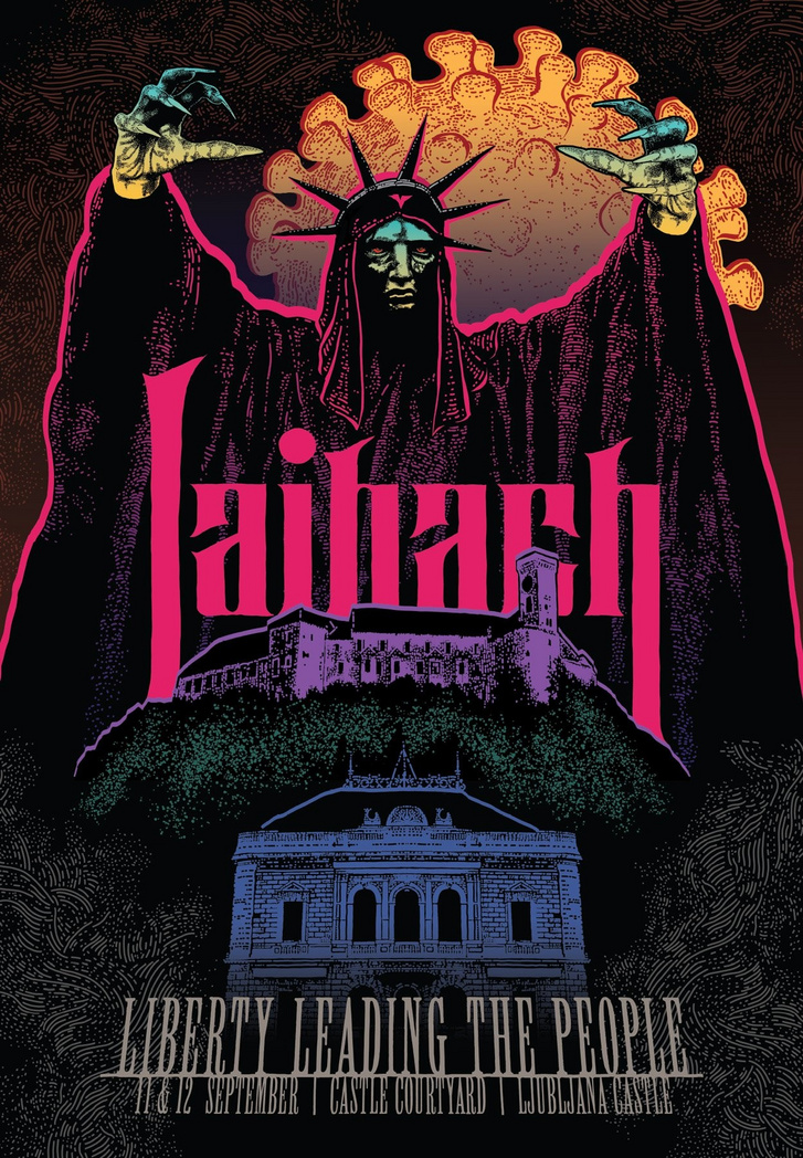 Laibach Ljubljana Szlovenia 03