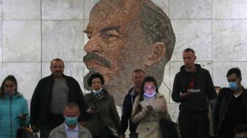 Meghaladta a hatezret az új fertőzöttek száma Oroszországban