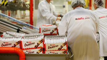 2100 eurós prémiumot fizet a Nutella tulajdonosa a cég hatezer munkatársának