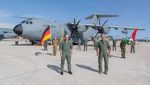 Airbus A400M-eket vásárol a Magyar Légierő?
