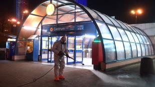 Fertőzési csúcsot döntött a koronavírus Lengyelországban