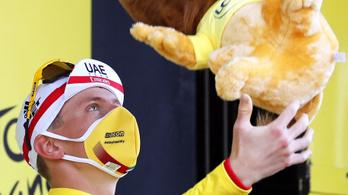 Szenzációs futammal nyerte meg Tadej Pogacar a Tour de France-t