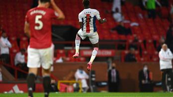 Kínos vereséggel kezdte az idényt a Manchester United