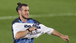Véget ért Bale kálváriája, visszatért a Premier League-be