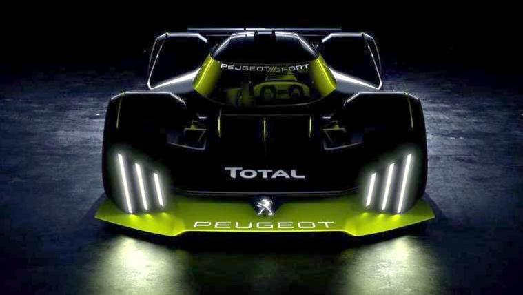 A Peugeot megmutatta, mivel tér vissza Le Mans-ba