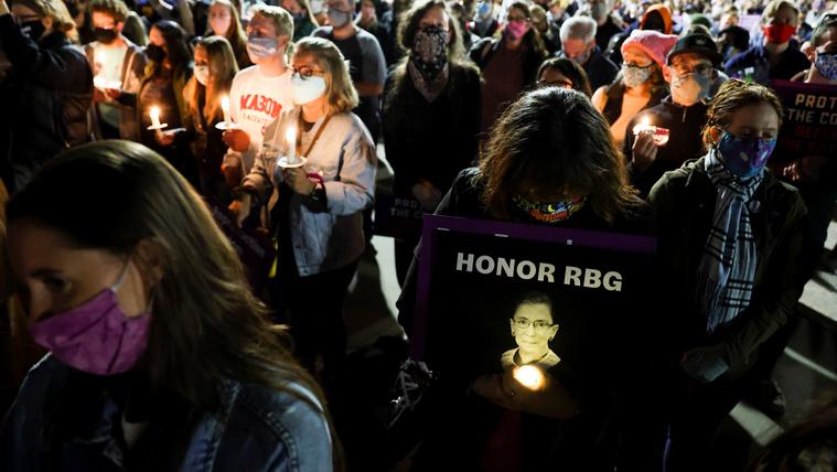 RBG halála teheti naggyá Trumpot, és tektonikus változásokat hozhat az Egyesült Államokban