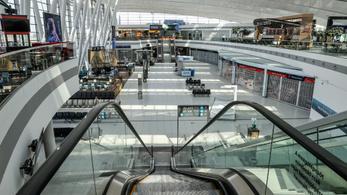 Lenullázza a járvány a repteret