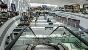 Mélyrepülésben a ferihegyi repülőtér