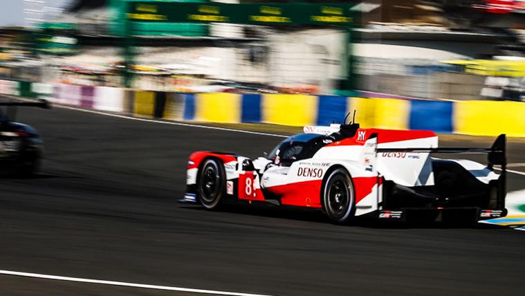 Megint könnyedén nyerte Le Mans-t a Toyota