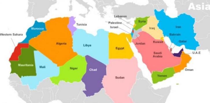 A MENA régió