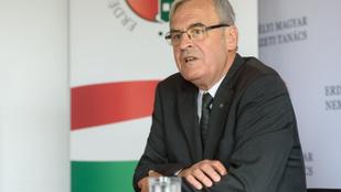 Tőkés Lászlót zavarja, hogy Semjén Zsolt beavatkozik a választási kampányba