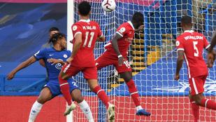 Mané duplázott, a Liverpool legyőzte a Chelsea-t