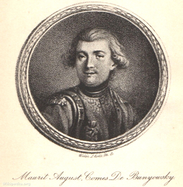 Móric-Benovský