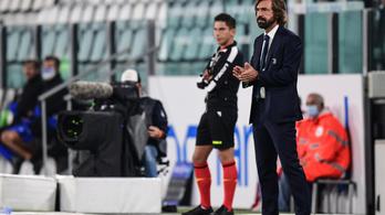 Pirlo győzelemmel debütált, a Juventus legyőzte a Sampdoriát