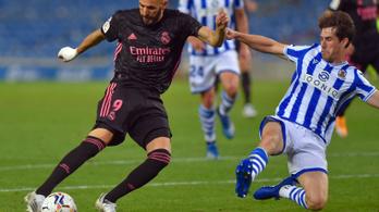 Gól nélküli döntetlennel kezdte az idényt a Real Madrid
