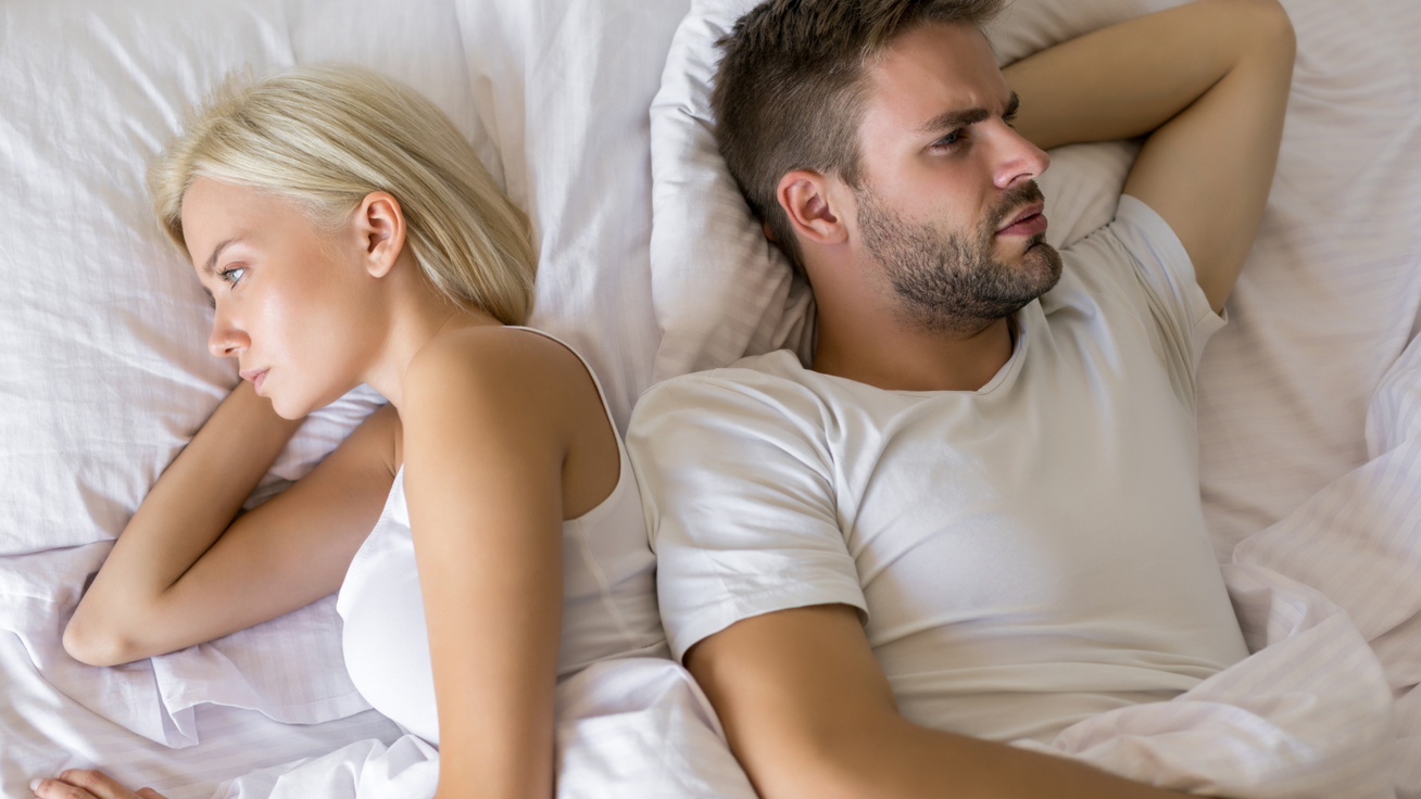 Amikor a stressz teszi tönkre a szexuális életet: 4 dolgot meg kell tenni, hogy ne okozzon visszafordíthatatlan kárt