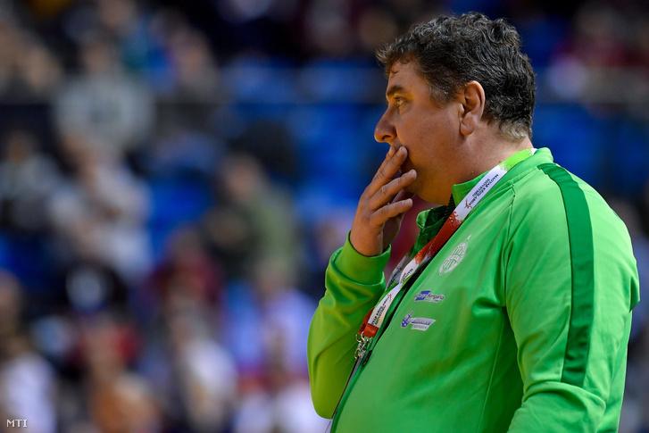 Elek Gábor a Ferencváros vezetőedzője