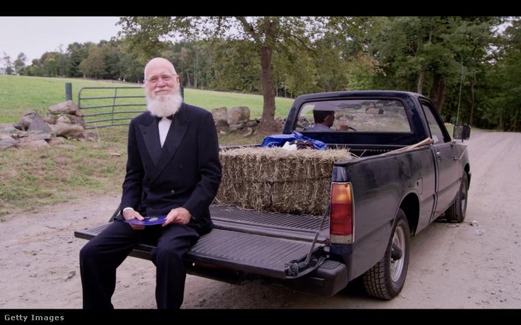 Győzelmét David Letterman jelentette be, erről itt nézhet meg egy videót