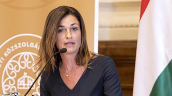 Varga Judit: A jogállamiság nem lehet politikai zsarolóeszköz