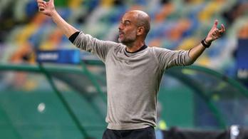 Guardiola: Ki kell érdemelnem a szerződéshosszabbítást