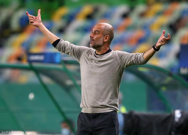 Pep Guardiola továbbra is maradna Manchesterben