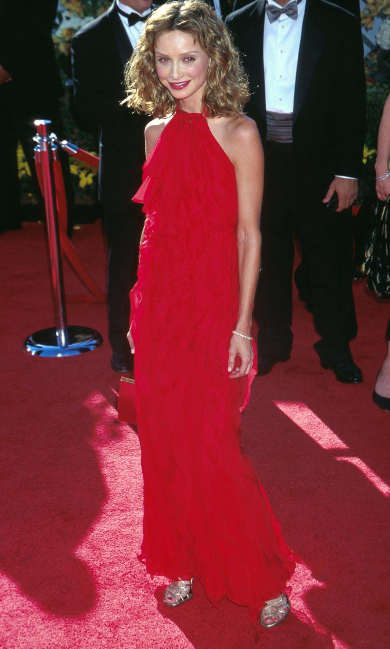 Az Ally McBeal sztárja, Calista Flockhartot pont 2000-ben nem jelölték a sorozatával: '98-ban, '99-ben és 2001-ben is izgulhatott, hogy megnyeri-e a díjat