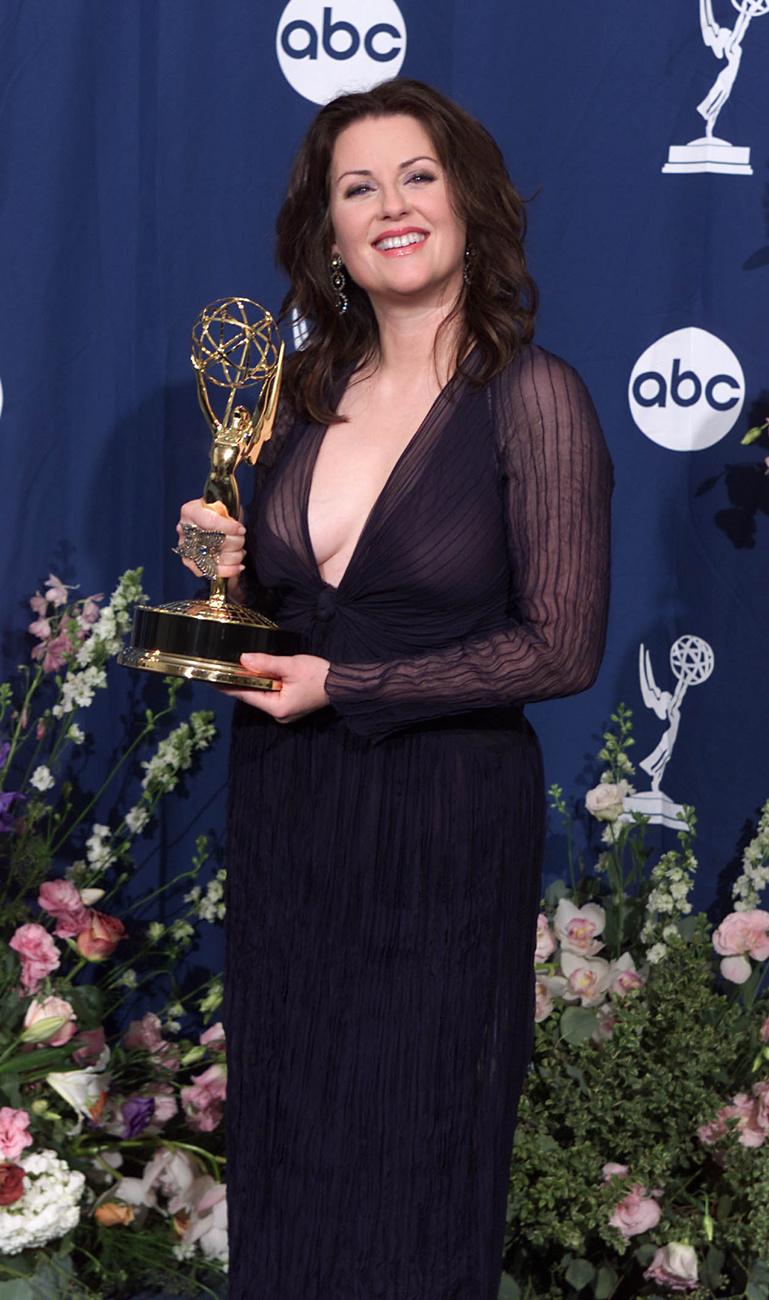 És ha már sem Cattrall, sem Davis nem nyert női mellékszereplő kategóriában a vígjátékoknál, megmutatjuk, ki vihette haza az Emmyt: Megan Mullally, a Will & Grace-nek köszönhetően