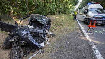 Halálos baleset történt Zalában