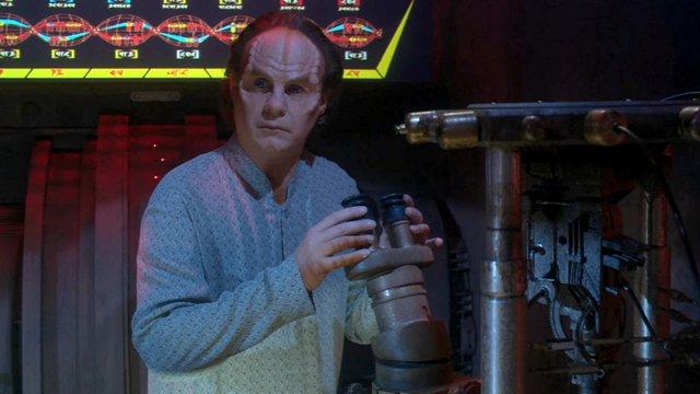 Hova tűntek a klingon homlokredők?