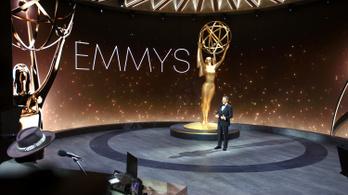 A Watchmen és a Schitt's Creek tarolt az Emmy-díj-átadón