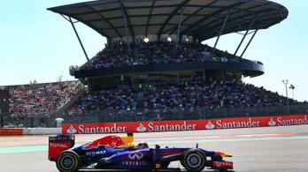 20 ezer néző lehet az F1-es Eifel Nagydíjon