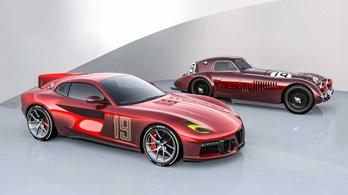 Aero 3: uszonyos csoda Ferrariból