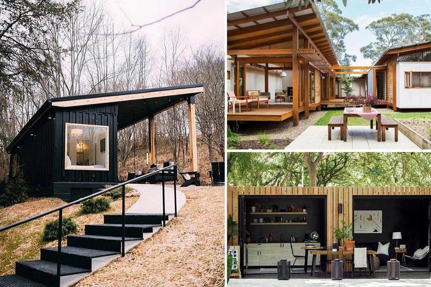 3 szupermodern konténerház, amibe azonnal beköltöznénk: gyönyörűek és kényelmesek