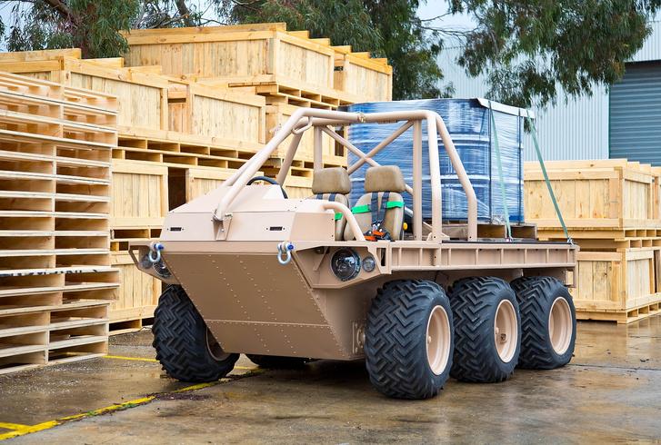 All-Terrain Mobility Platform